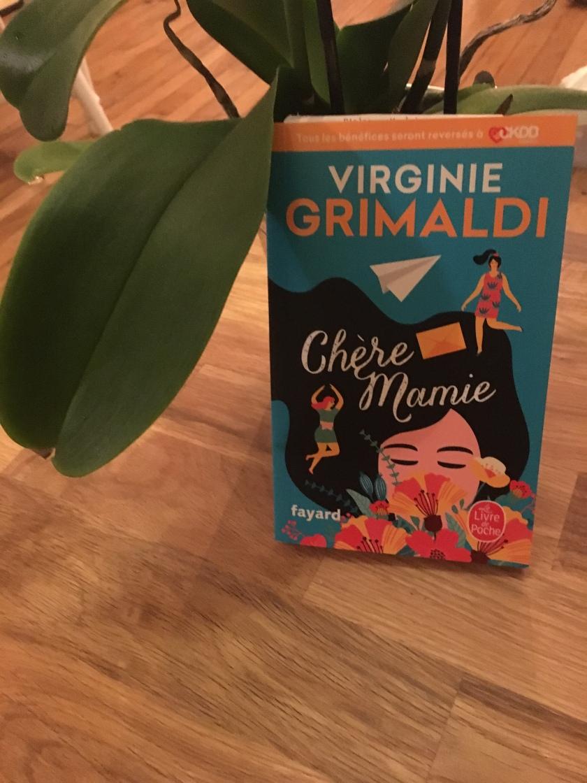 Chère Mamie, de Virginie Grimaldi