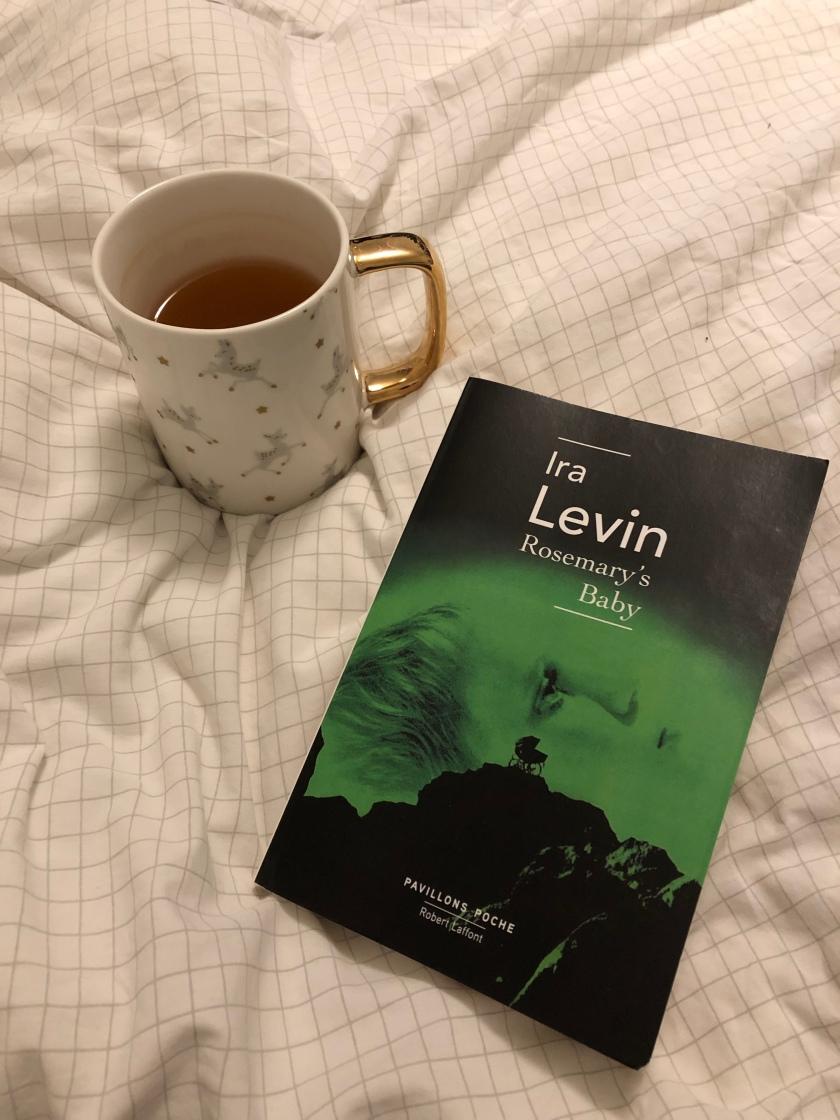 Rosemary's baby, Ira Levin