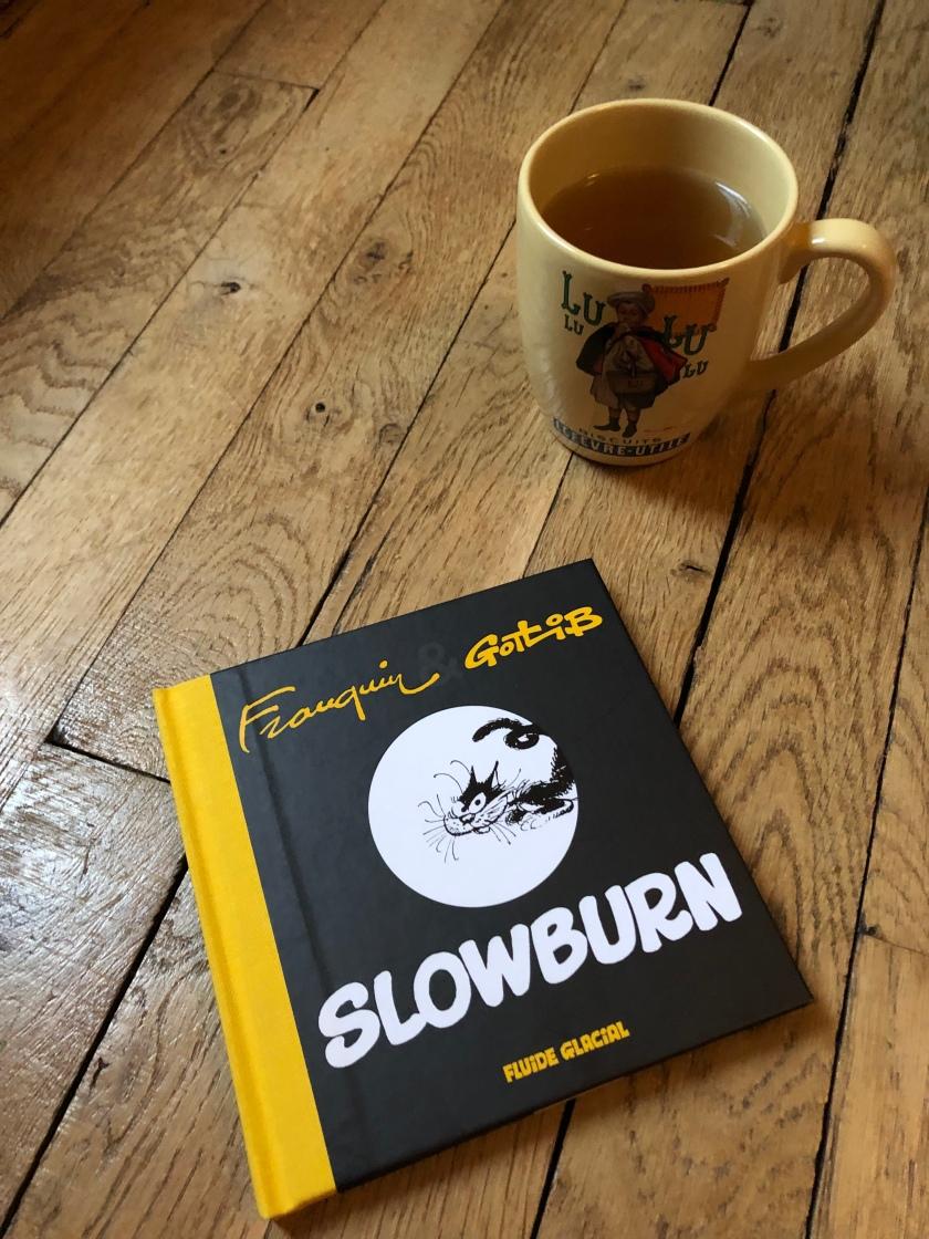 Slowburn de Franquin et Gotlib