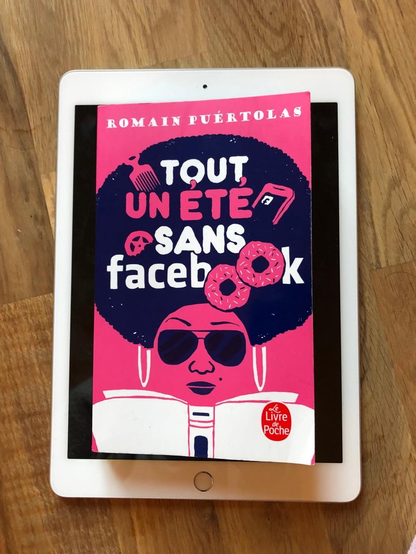 Tout un été sans Facebook, Romain Puertolas