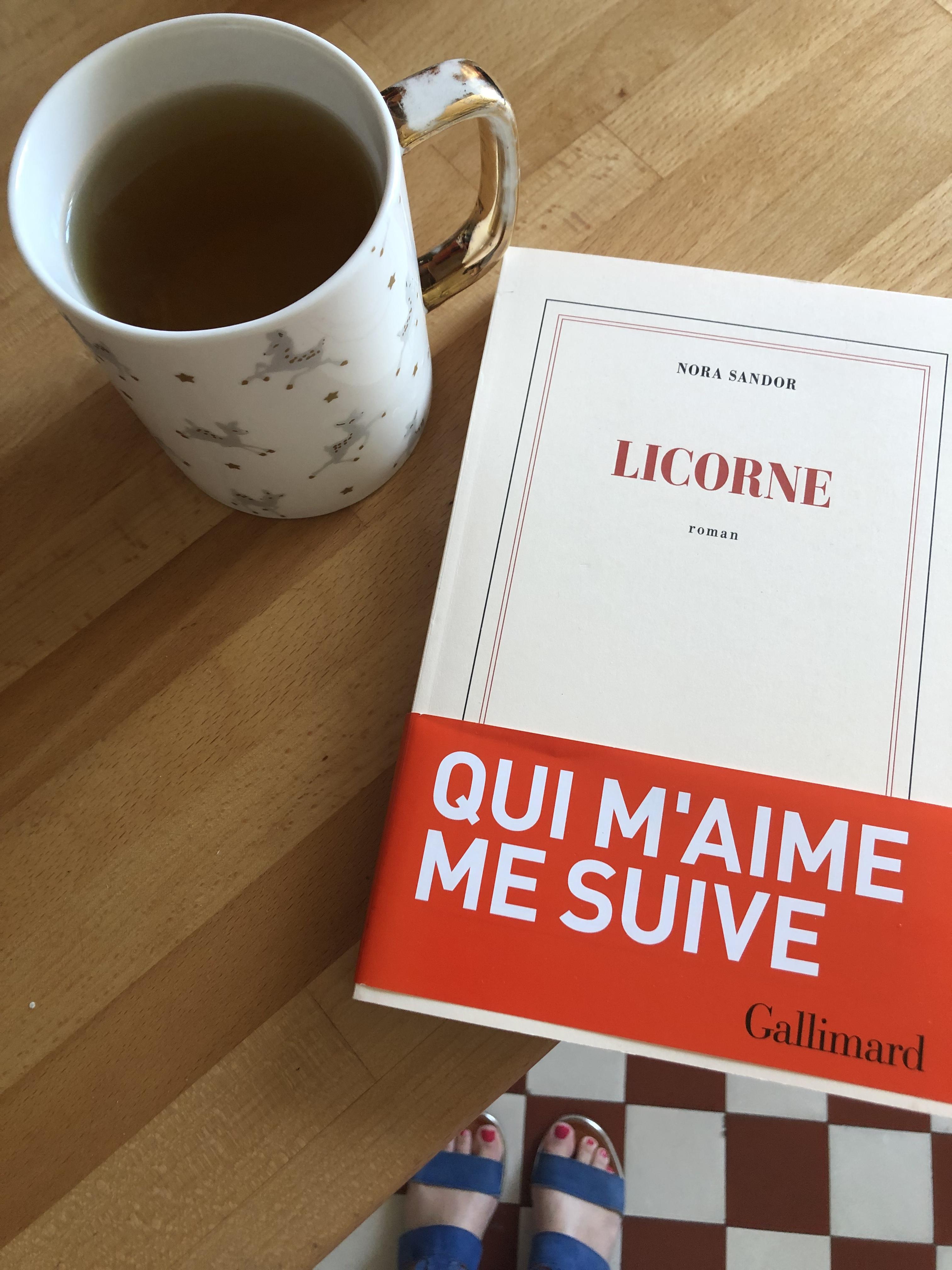 Licorne, Nora Sandor