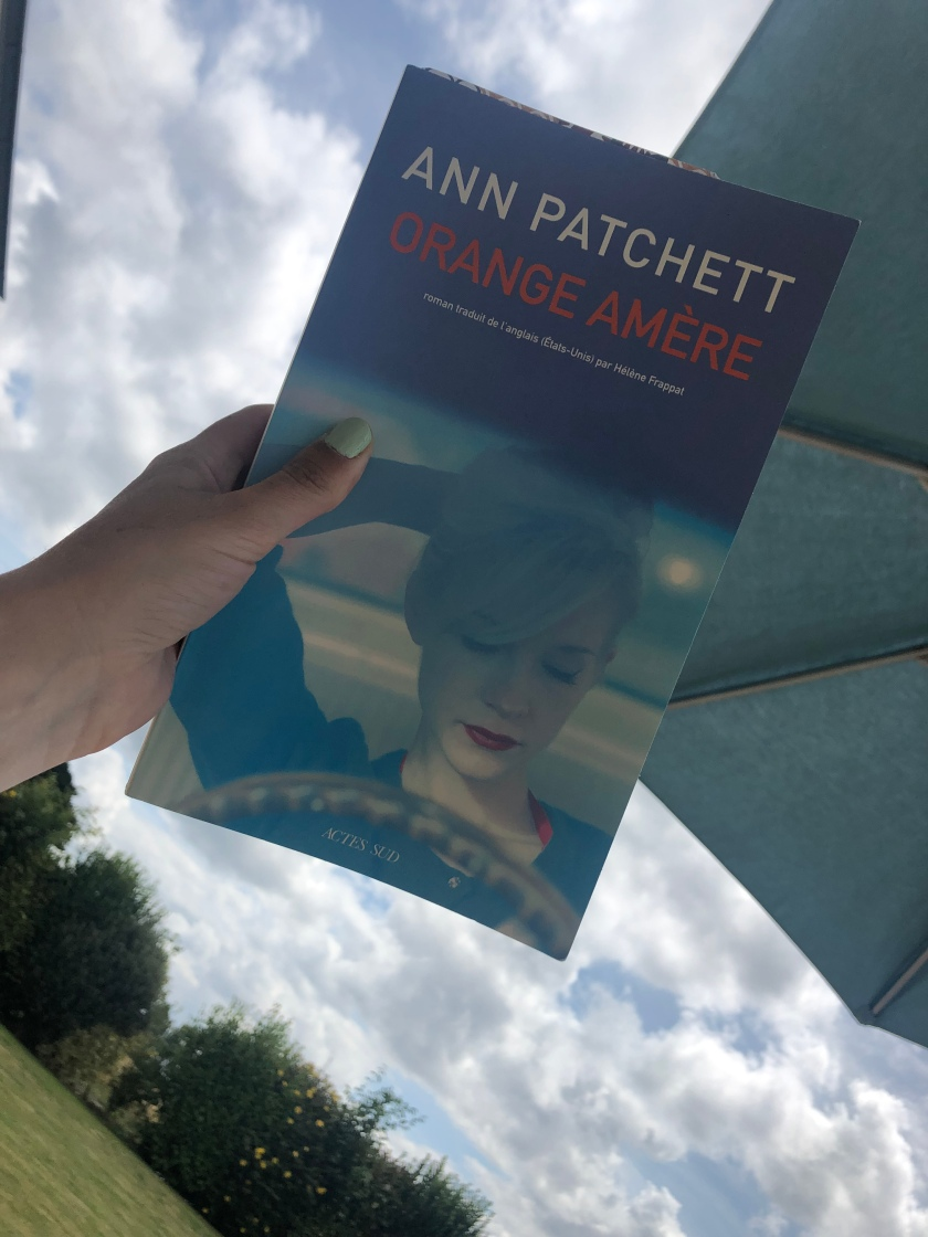 Orange Amère, Ann Patchett