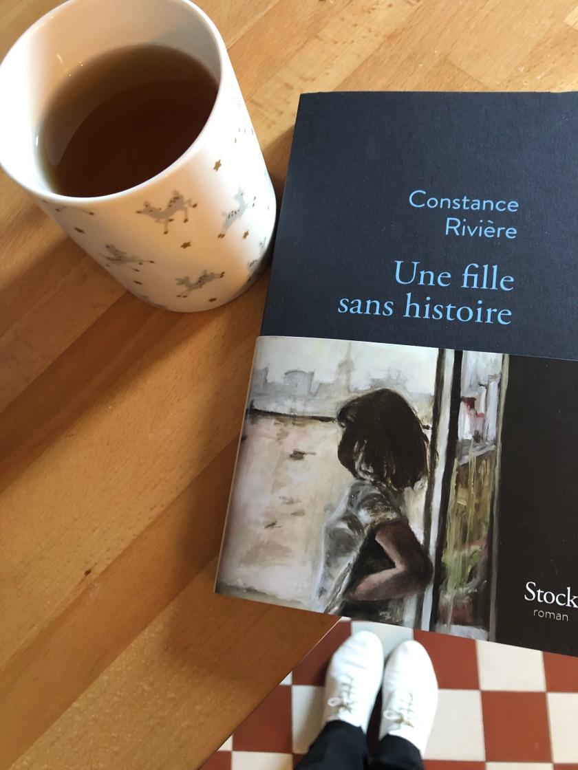 Une fille sans histoire, Constance Rivière
