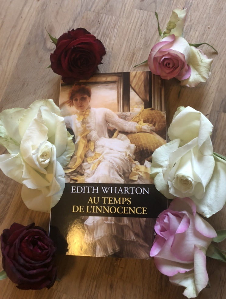 Au temps de l'innocence, Edith Wharton