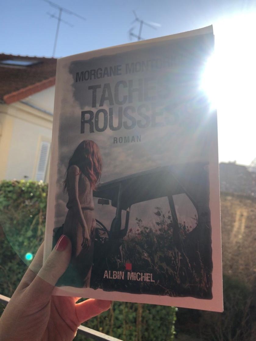 Taches Rousses, Morgane Montoriol