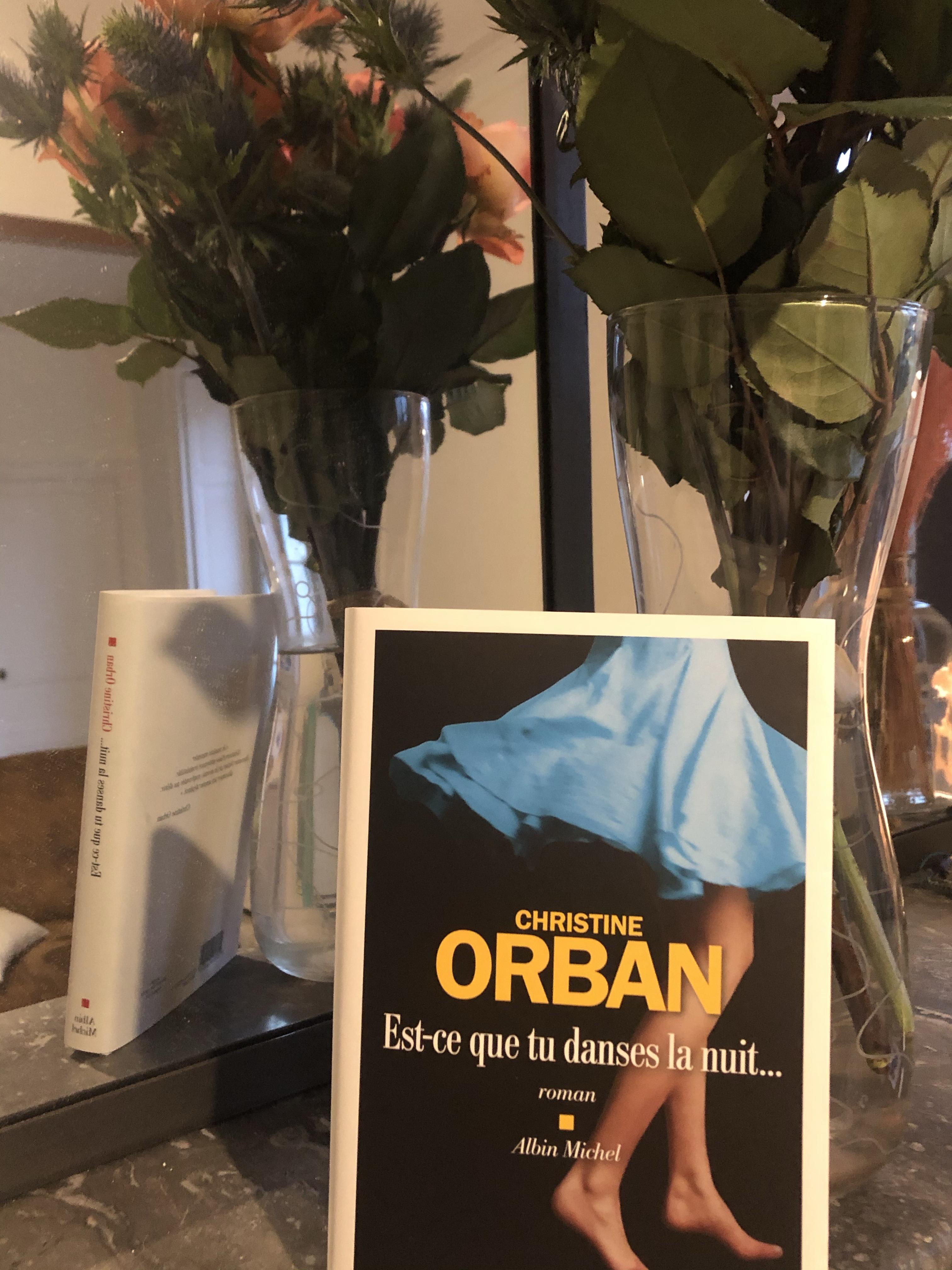 Est-ce que tu danses la nuit ..., Christine Orban
