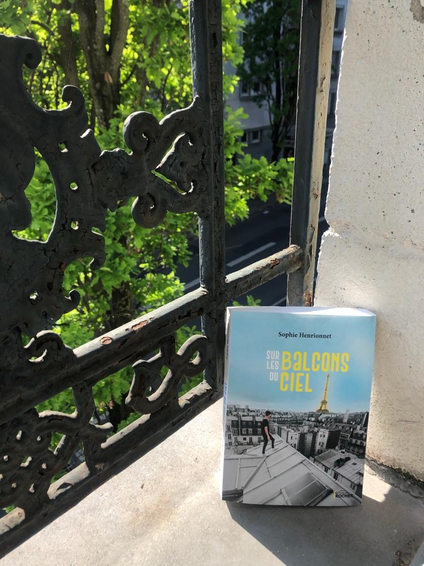 Sur les balcons du ciel, Sophie Henrionnet