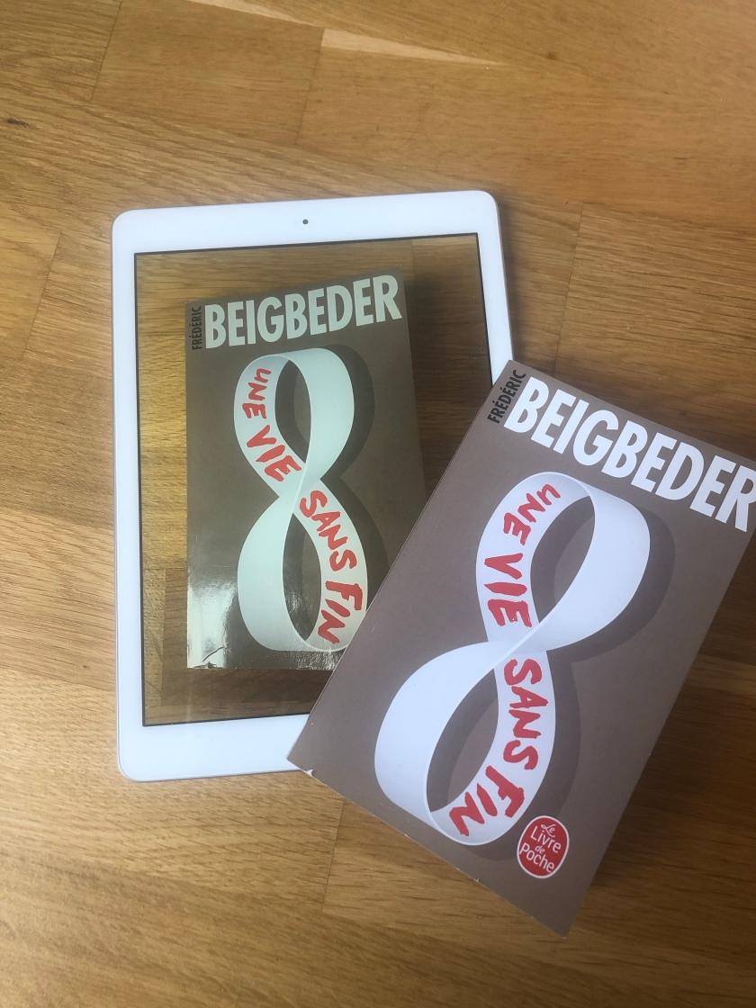 Une vie sans fin, Frédéric Beigbeder