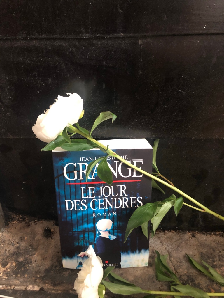 Le jour des cendres, Jean-Christophe Grangé