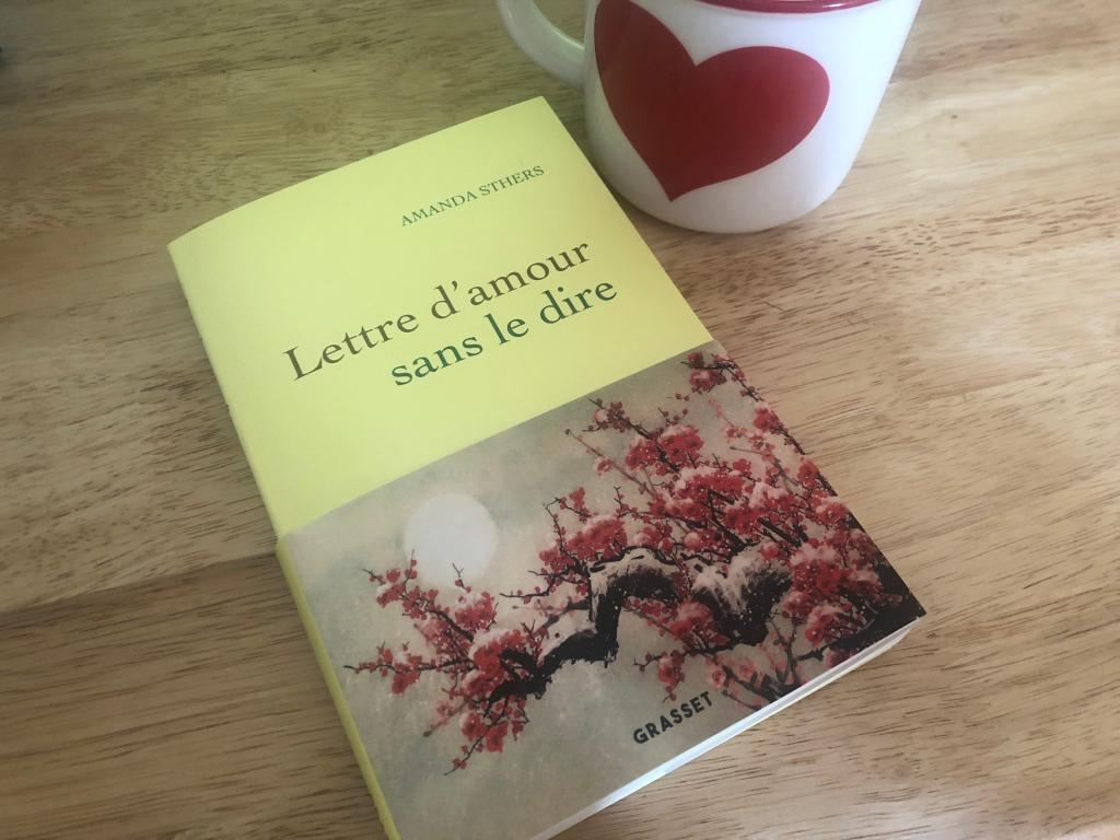 Lettre d'amour sans le dire, Amanda Sthers