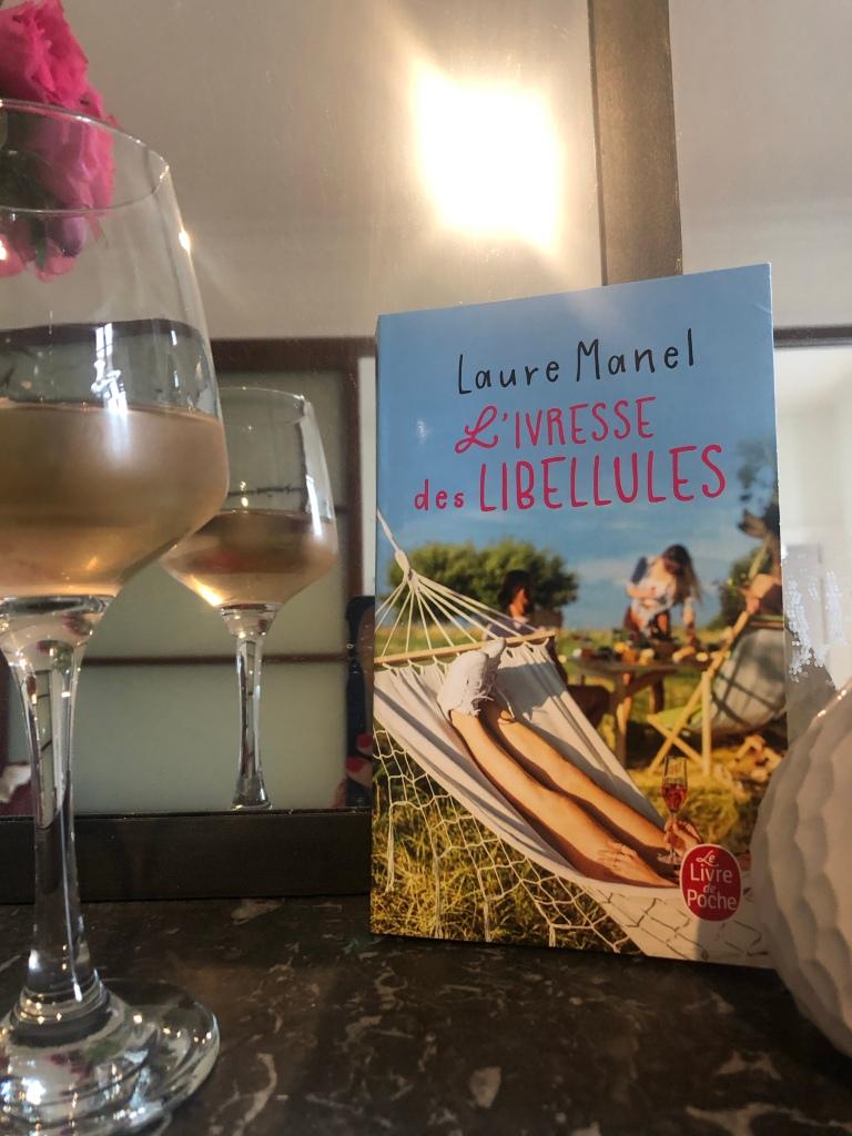 L'ivresse des Libellules, Laure Manel