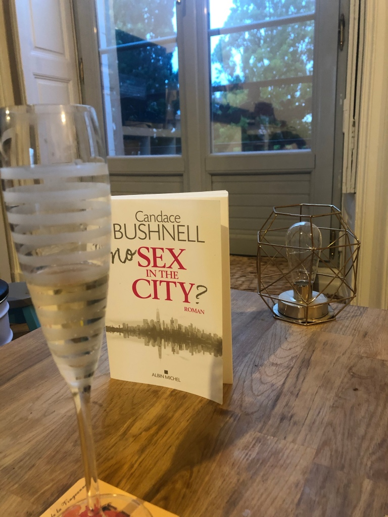 No sex in the city ?, Candace Bushnell