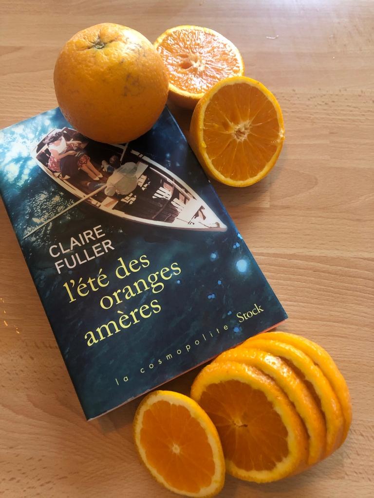 L'éte des oranges amères, Claire Fuller