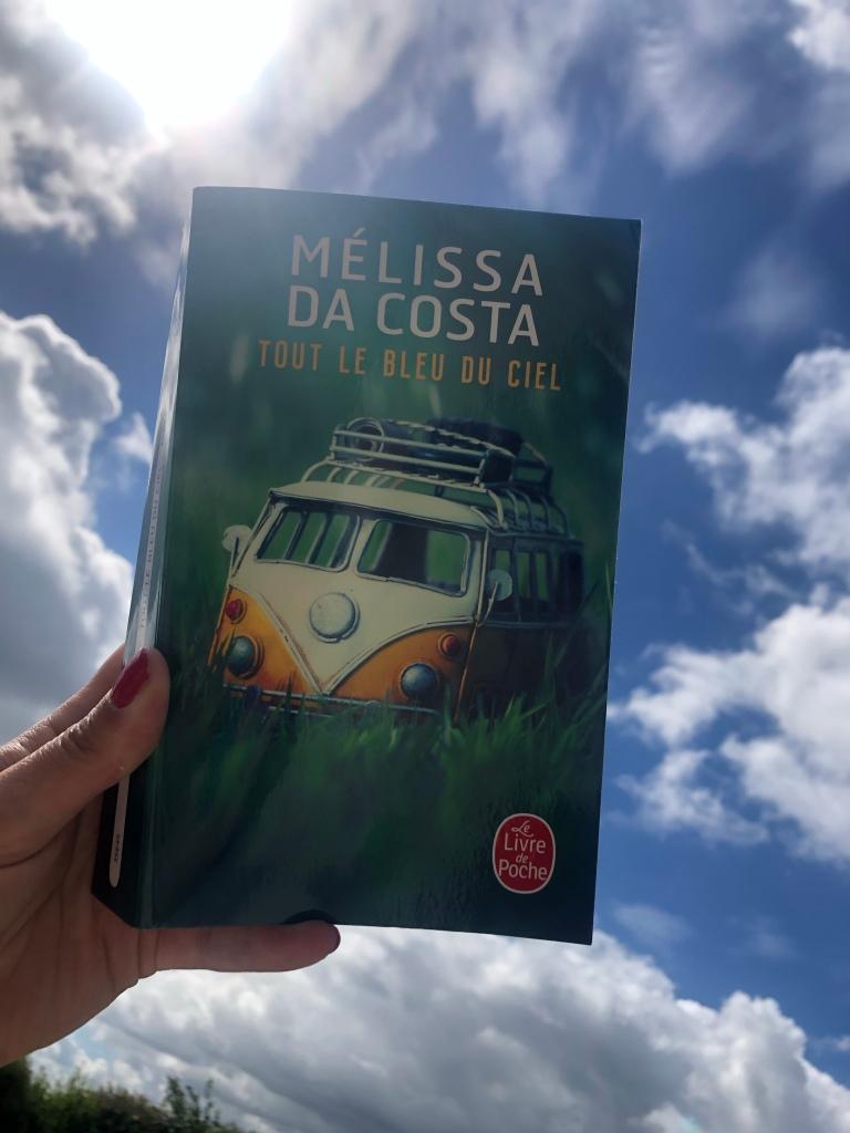 Tout le Bleu du ciel, Melissa Da Costa