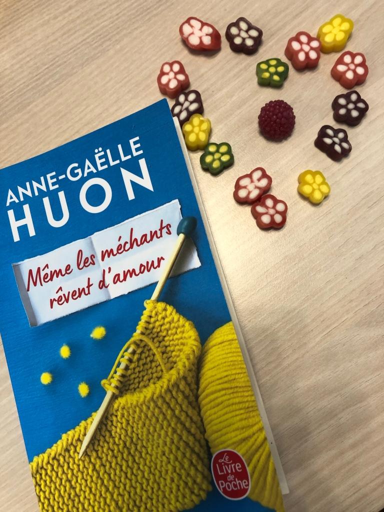 Même les méchants rêvent d'amour, Anne-Gaelle Huon