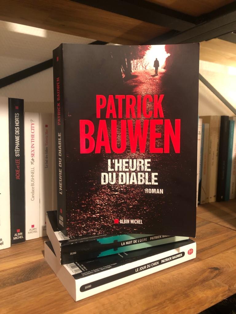 L'heure du diable, Patrick Bauwen