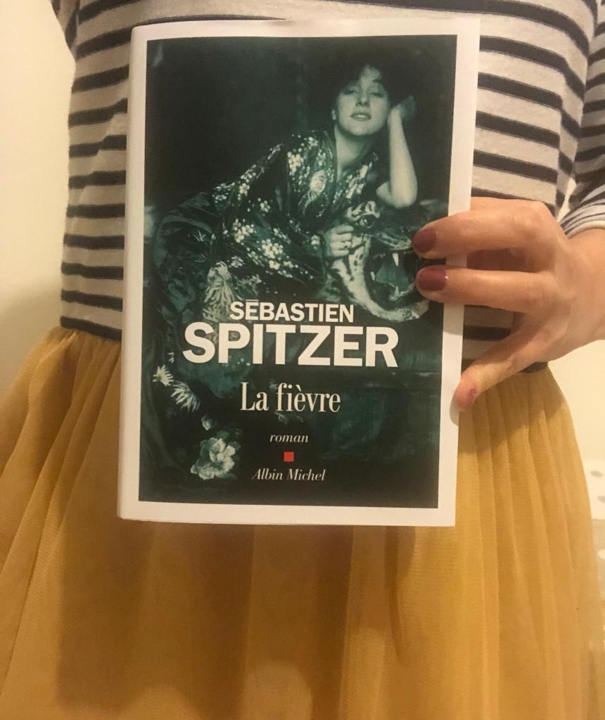 La fièvre, Sébastien Spitzer