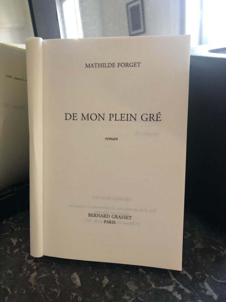 De mon plein gré, Mathilde Forget