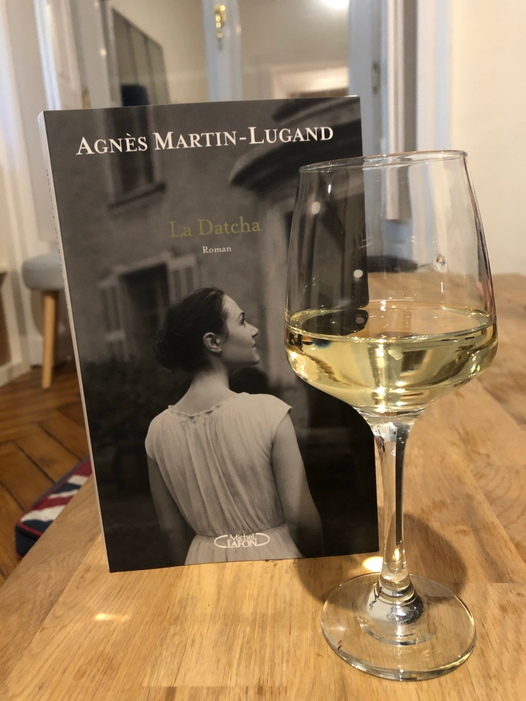 La datcha, Agnès Martin-Lugand