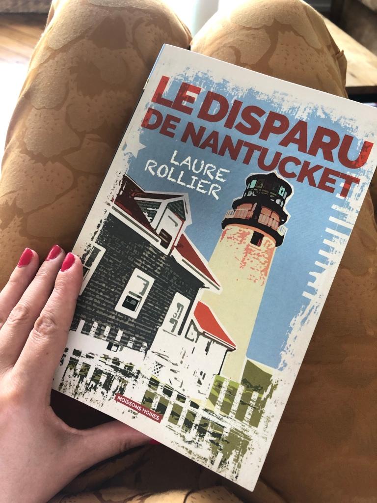 Le disparu de Nantucket, Laure Rollier