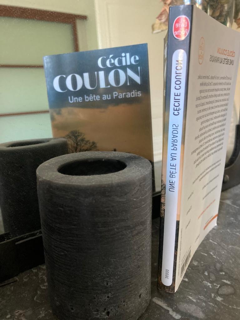 Une bête au Paradis, Cécile Coulon